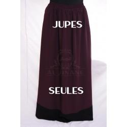 Skirt of Bicolor Jilbâb...